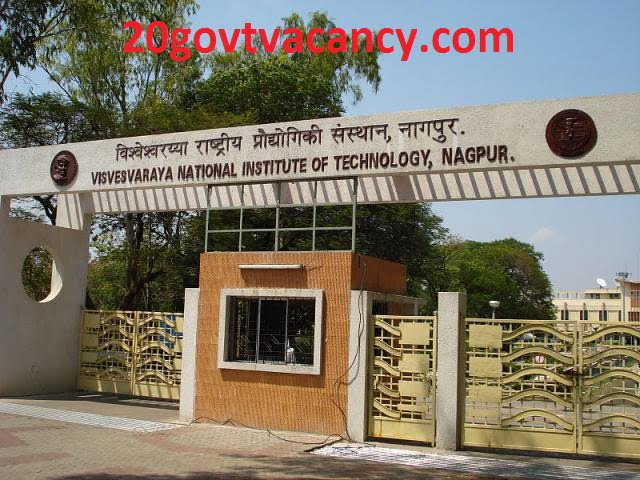 VNIT Nagpur Recruitment 2020 Apply For Research Associate Post Vacancies