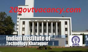 IIT Kharagpur Recruitment 2021 Apply for Junior Research Fellow Post