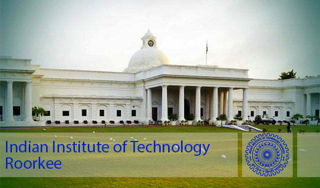 IIT Roorkee Recruitment 2020 Apply For Project Fellow , Project Assistant Admin Posts