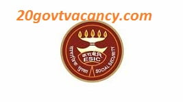 ESIC Faridabad Recruitment