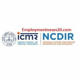 NCDIR Bangalore Recruitment 2021 Jobs In National Centre for Disease Informatics Research