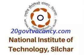 NIT Silchar Recruitment 2021 Apply for - Junior Research Fellow Post