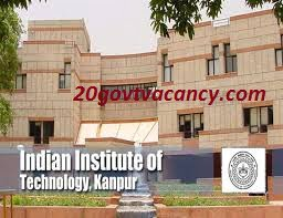 IIT Kanpur Recruitment 2021 - Apply for Research Associate Posts Vacancies