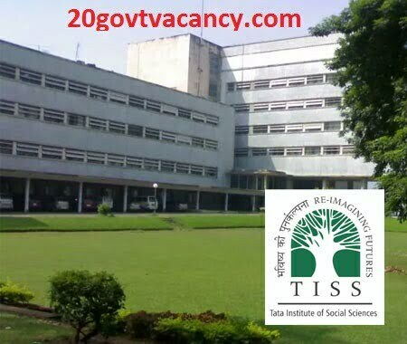 TISS Ahmedabad Recruitment 2020 Apply For Programme Officer Posts Vacancies