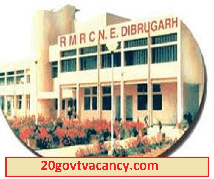 RMRCNE Dibrugarh Recruitment