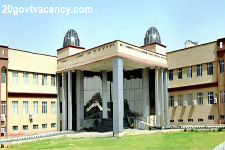 RUHS MO Jaipur Recruitment 2021 Jobs In Rajasthan University of Health Sciences