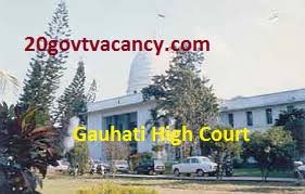 Gauhati High Court Recruitment 2020 - Apply Online for Chauffeur (Driver) Posts