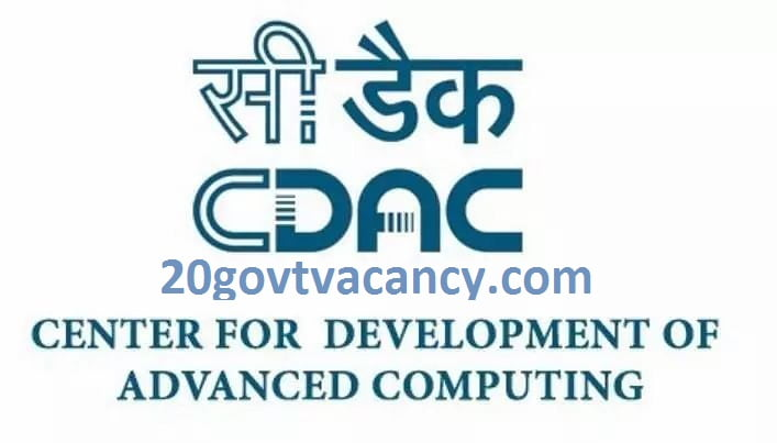 CDAC Thiruvananthapuram Recruitment 2021 Jobs In Centre for Development of Advanced Computing