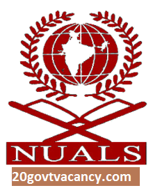 NUALS Kochi Recruitment 2021 Jobs In National University of Advanced Legal Studies