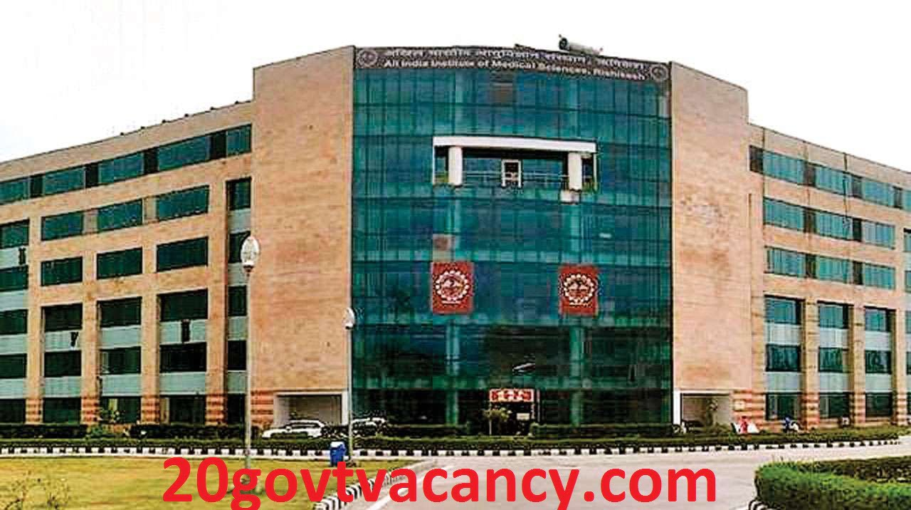 AIIMS Rishikesh Recruitment 2021 Jobs In All India Institute of Medical Sciences