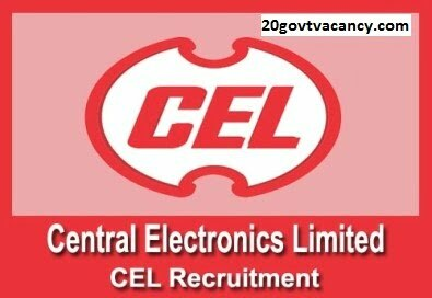 Central Electronics Limited Recruitment 2021 Jobs In Central Electronics Limited