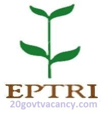 EPTRI Recruitment 2021 Jobs In Environment Protection Training & Research Institute