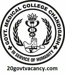 GMCH Chandigarh Recruitment 2021 Jobs In Government Medical College and Hospital