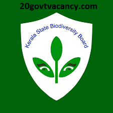 Kerala State Biodiversity Board Recruitment 2021 Jobs In Kerala State Biodiversity Board