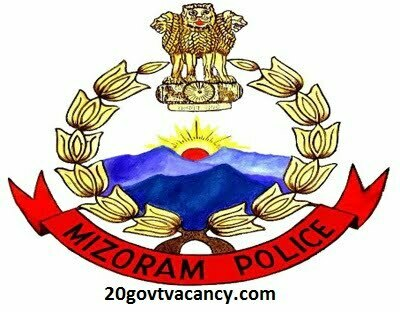 Mizoram Police Recruitment 2021 Apply Online For Constable, Driver Posts