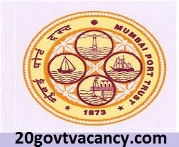 Mumbai Port Trust Recruitment 2021 Jobs In Mumbai Port Trust