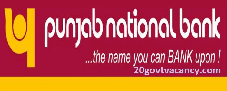 PNB Recruitment 2021 Jobs In Punjab National Bank