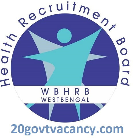 WBHRB Recruitment 2021 Jobs In West Bengal Health Recruitment Board