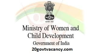 WCD Delhi Recruitment 2021 Jobs In Women and Child Development