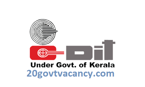 CDIT Recruitment 2021 Jobs In Centre for Development of Imaging Technology