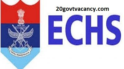 ECHS Kochi Recruitment 2021 Jobs In Ex-Servicemen Contributory Health Scheme, Kochi Kerala
