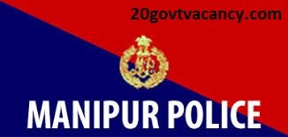 Manipur Police Recruitment 2021 Apply Online For Constable, Driver Post