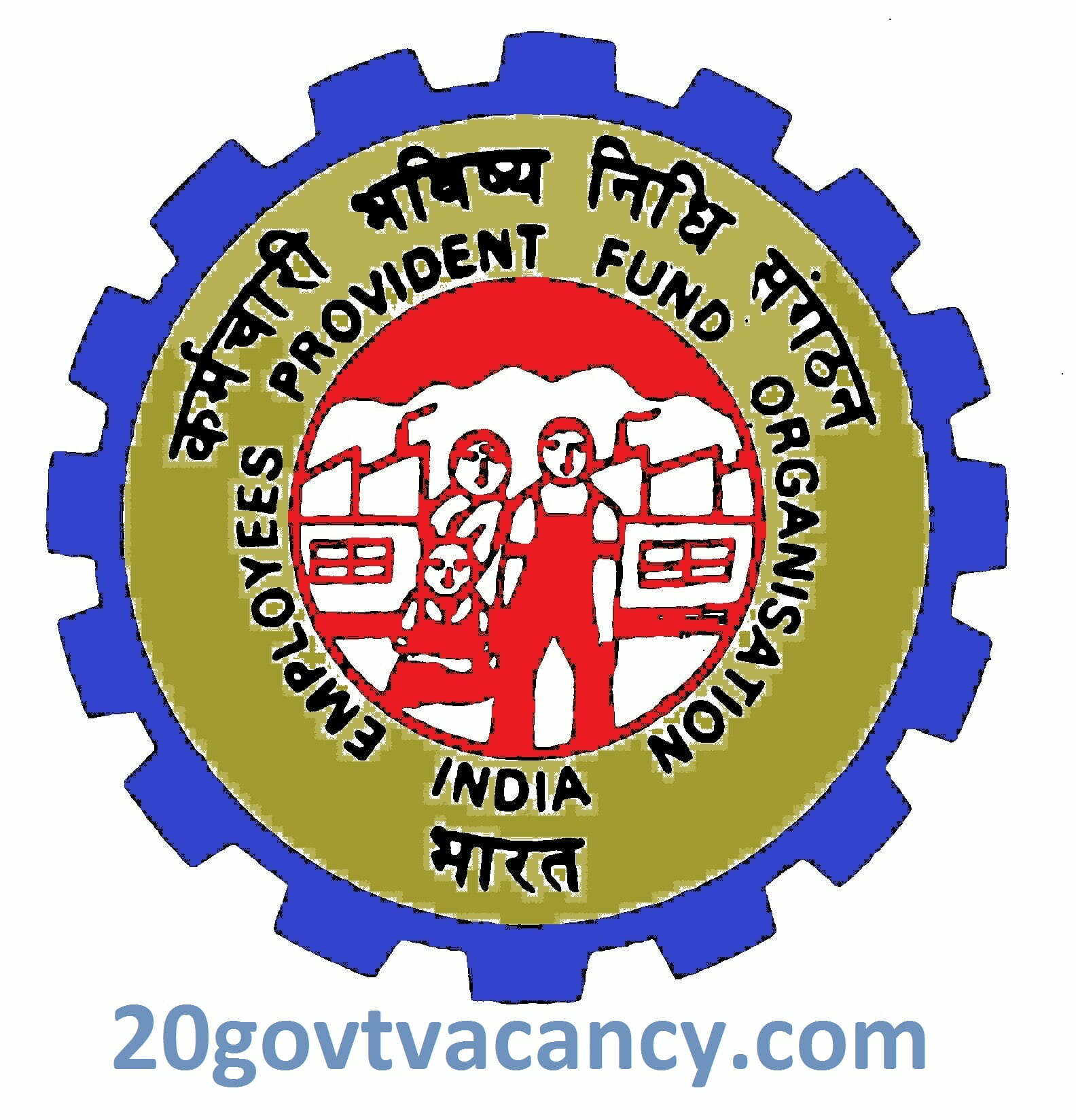 EPFO Recruitment 2020 Jobs In Employees Provident Fund Organisation