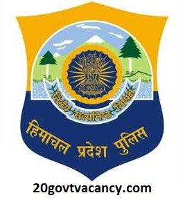 HP Police Recruitment 2021 Apply Online For Constable, Driver Posts