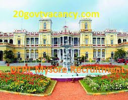 DFRL Mysore Recruitment 2021 Jobs In Defence Food Research Laboratory