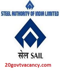 SAIL Durgapur Recruitment 2020 Jobs In Steel Authority Of India Limited, Durgapur Steel Plant