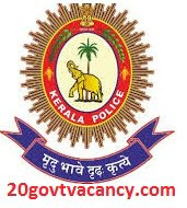 Kerala Police Recruitment 2021 Apply Online For Constable, Driver Post