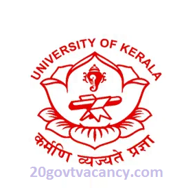 Kerala University Recruitment 2021 Jobs In University of Kerala