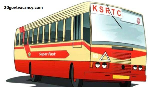 KSRTC Recruitment 2021 Jobs In Kerala State Road Transport Corporation