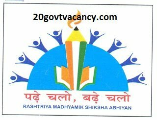 RMSA Thiruvananthapuram Recruitment 2021 Jobs In Rashtriya Madhyamik Shiksha Abhiyan, Thiruvananthapuram