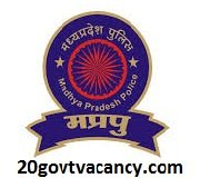 MP Police Recruitment 2021 Apply Online For Constable, Driver Posts