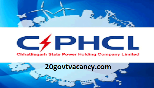 CSPHCL Recruitment 2021 Jobs In Chhattisgarh State Power Holding Company Limited