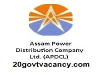 APDCL Guwahati Recruitment 2021 Jobs In Assam Power Distribution Company Limited