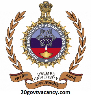 DIAT Recruitment 2021 Jobs In Defence Institute Of Advanced Technology