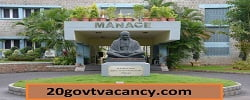 MANAGE Hyderabad Recruitment 2021 Jobs In National Institute of Agricultural Extension Management