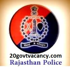 Rajasthan Police Recruitment 2021 Apply Online For Driver Posts
