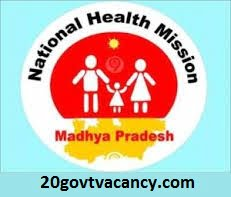 NHM MP Recruitment 2021 Jobs In National Health Mission Madhya Pradesh