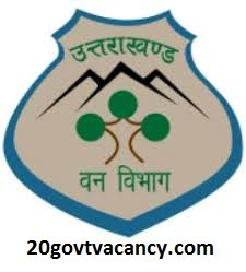Uttarakhand Forest Guard Recruitment 2021 Apply for Uttarakhand Forest Guard Posts Vacancies