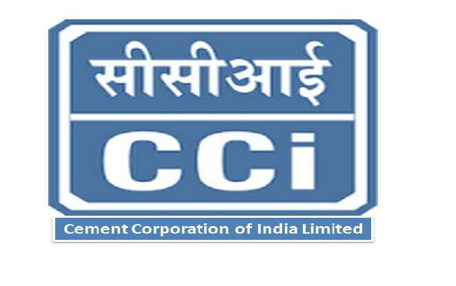 CCI Recruitment 2021 Jobs In Careers Cement Corporation of India Limited
