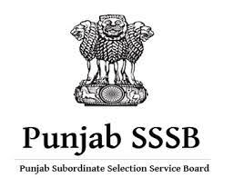 SSSB Punjab Recruitment 2021 Jobs In Subordinate Services Selection Board,Punjab