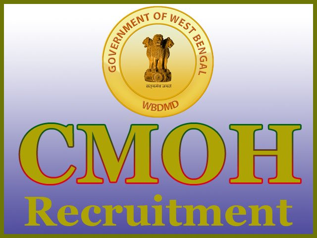 CMOH Purba Bardhaman Recruitment 2021 Apply For Full Time Medical Officer, Staff Nurse & Lab Technician Posts