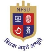 NFSU Gandhinagar Recruitment 2021 Jobs In National Forensic Sciences University