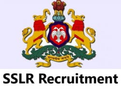 SSLR karnataka Recruitment