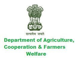 Department of Agriculture And Farmers Welfare Recruitment 2021